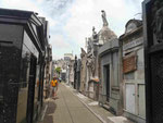 Friedhof in Buenos Aires, Argentinien