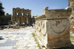 Celsusbibliothek, Ephesus, Türkei