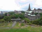 Gotische Kathedrale St. Mungo in Glasgow, Schottland