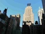 Rockefeller Centrum, New York, USA