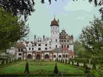 Schloß Basedow, Mecklenburg