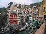 Riomaggiore, Cinque Terre, Italien