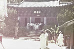 Tempel bei Pusan 1966, Südkorea