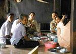 In einem Kloster in Südvietnam