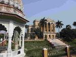 Katgola Palace in Murschidabad, Indien