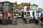 Pub in Cornwall, GB