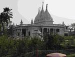 Jain Tempel beim Katgola Palace in Murschidabad, Indien