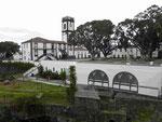 Rathaus in Ribeira Grande auf Sao Miguel, Azoren