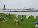 An der Kugelbake Cuxhaven