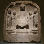 Buddhastele aus China
