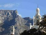 Blick auf den Tafelberg, Kapstadt, Südafrika