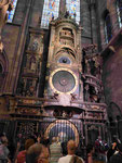 Straßburger Münster, Astronomische Uhr