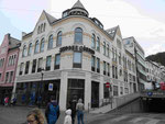 Jugendstilhaus in Alesund, Norwegen
