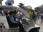 Polizistinnen in Nanjing, China