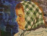 Porträt Hilde 1969