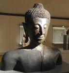 Büste eines Buddha, Thailand