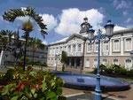 Hotel de Ville von  Fort-de-France, Martinique, Frankreich