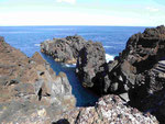 Lavabrockenstrand auf Pico, Azoren