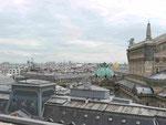 Blick auf die Pariser Oper
