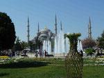 Blaue Moschee, Istanbul, Türkei