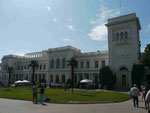Zarenschloss in Yalta, Krim, Ukraine