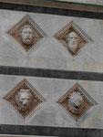 Am Dom von Siena,Italien