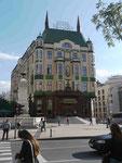 Hotel Moskwa, Belgrad, Serbien