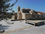 Alte griechiche Kirche in Paphos, Zypern