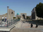 Registan Samarkand,Usbekistan