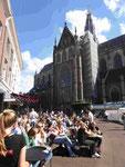Die Groote Kerk in Haarlem