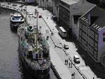 Oldtimer im Hafen von Stavanger