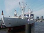 "Fahrtüchtiges Museumsschiff ""Cap San Diego"", Hamburg"