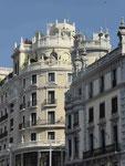 Haus nahe der Gran Via, Madrid, Spanien