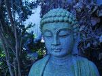 Buddhafigur in Berlin-Lichtenrade