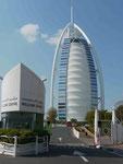 Burj Al Arab, Dubai, V.A.R.
