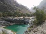 Wadi Al Arbareen, Oman