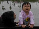 Kind in Hoi An/Vietnam