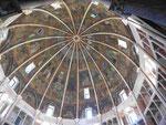 Baptisteriumskuppel in Parma, Italien