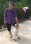 Oma am Li-Fluss, China