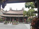 In einem Kloster in Taipei, Taiwan