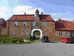 Das Gutshaus von Ludwigsburg bei Eckernförde