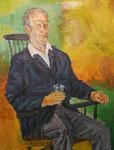 Porträt des Vaters 1969