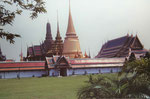 Wat Phra Keo, Bangkog