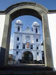 Kirche Misericordia in Angra Do Heroismo auf Terceira, Azoren, Portugal