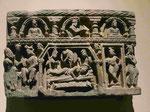 Mayas Traum und Traumdeutung, Gandhara,  2./3. Jh. n.Chr.