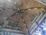 Kirchengewölbe in Portovenere, Italien