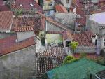 Dächer von Piran, slowenische Adria