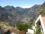 Curral das Freiras auf Madeira