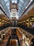 Historische Einkaufsmall in Sydney, Australien