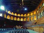Teatro Farnese in Parma, Italien